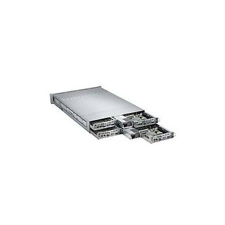 Supermicro A+ Server 2022TG-HIBQRF Barebone System - 2U Rack-mountable - AMD SR5670 Chipset - Socket G34 LGA-1944 - 2 x Processor Support - Black
