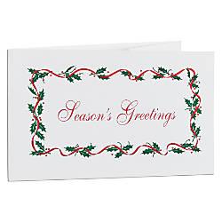 Seasons Greetings Gift Certificates Box Of
