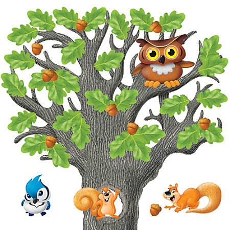 TREND Big Oak Tree Bulletin Board Set, Multicolor, Pre-K - Grade 8