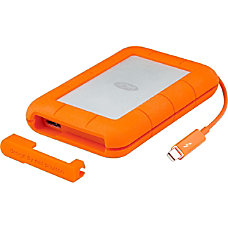 LaCie RUGGED Thunderbolt STEV2000400 2 TB