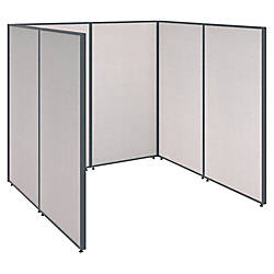 Bush Business Furniture ProPanels Single Open