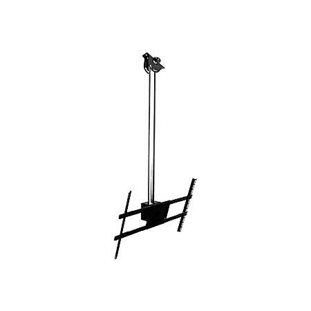 "Peerless-AV Modular MOD-FPSKIT150-B Ceiling Mount for Flat Panel Display - Black - 32"" to 60"" Screen Support - 264 lb Load Capacity"