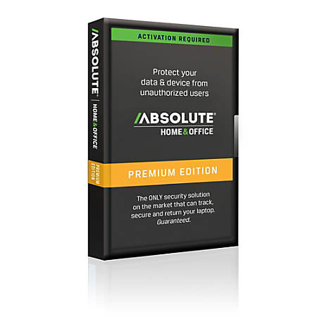 Absolute Home and Office Premium 3 Year, Download Version