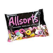 Allsorts Gourmet English Licorice 141 Oz
