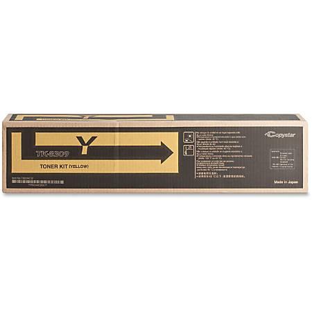 Kyocera Original Toner Cartridge - Laser - High Yield - 15000 Pages - Yellow - 1 Each