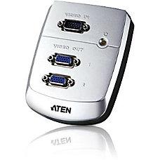 Aten VS82 2 port VGA Video