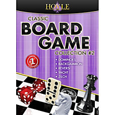 Hoyle Classic Board Game Collection 2