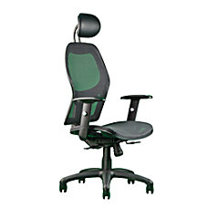 Neutral Posture Mesh Right Chair With