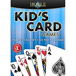 Hoyle Kids Card Games Download Version
