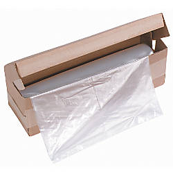 Ativa Shredder Bags For 490500 Series