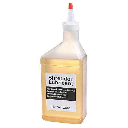 Ativa™ Shredder Oil, 16 Oz.