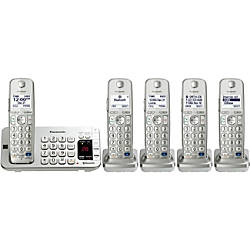 Panasonic KX TGE275S Link2Cell Bluetooth Cellular