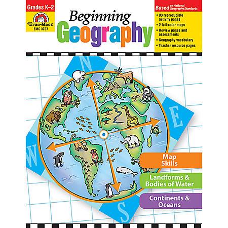 Evan-Moor® Beginning Geography, Grades K-2