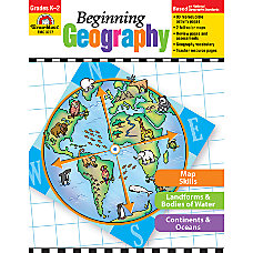 Evan Moor Beginning Geography Grades K