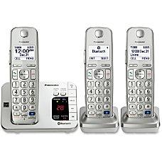 Panasonic KX TGE263S Link2Cell Bluetooth Cellular