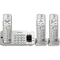 Panasonic KX TGE273S Link2Cell Bluetooth Cellular