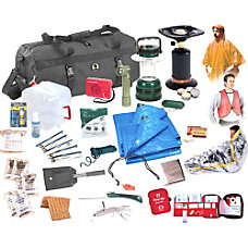 Stansport 50 Piece Emergency Preparedness Kit