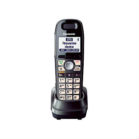 Panasonic KX-TGA659T Additional Digital Cordless Handset in Titanium