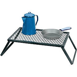 Stansport Camp Grill Black
