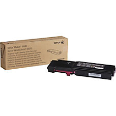 Xerox 106R02226 High Yield Magenta Toner