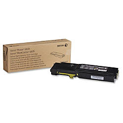 Xerox 106R02227 High Yield Yellow Toner