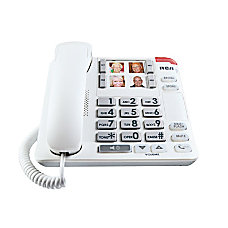 RCA Corded Phone With Enhanced Visual