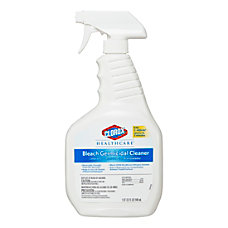 Clorox Healthcare Bleach Germicidal Cleaners 32