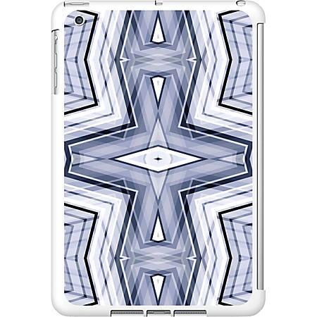OTM iPad Mini White Glossy Case New Age Collection, Geometric