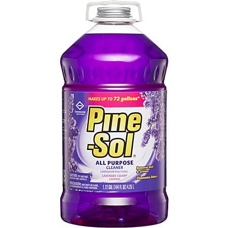 Pine-Sol® Lavender Cleaner, 144 Oz.