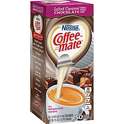 Coffee Mate Salted Caramel Chocolate Creamers