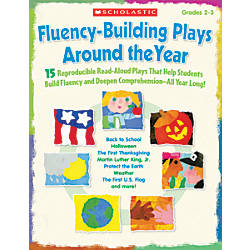 Scholastic Fluency Building Plays Around The