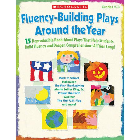 Scholastic Fluency-Building Plays Around The Year