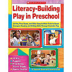 Scholastic Literacy Building Play In Preschool