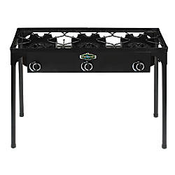 Stansport 3 Burner Outdoor Stove With