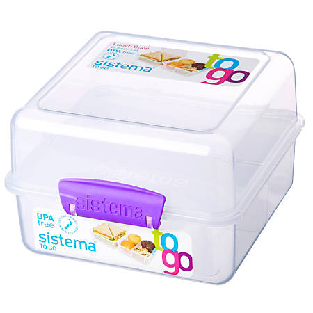 Sistema® Lunch To Go