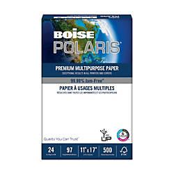 Boise POLARIS Premium Multipurpose Paper Ledger
