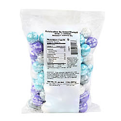 SweetWorks Princess Mix Gumballs 2 Lb