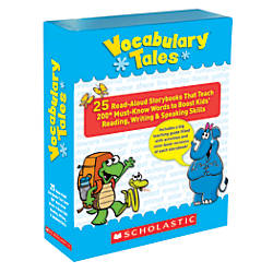 Scholastic Vocabulary Tales