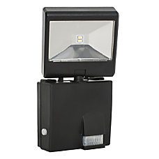 Maxsa Solar Powered LED Security Spotlight