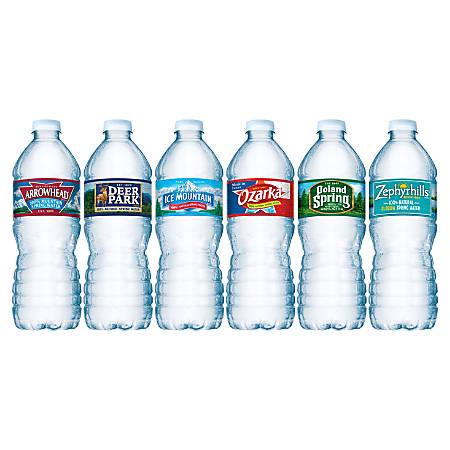 Nestlé Waters Regional Spring Water, 16.9 Oz, Case Of 24 Bottles