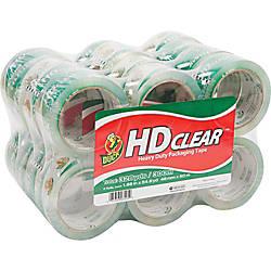 Duck HD Heavy Duty Packaging Tape