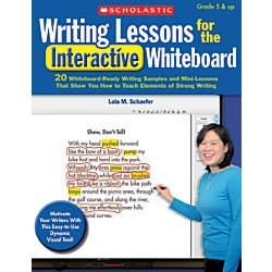 Scholastic Writing Lessons For The Interactive