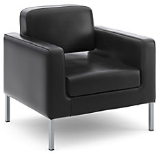 HON Corral Club Chair Black