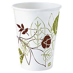 Dixie Paper Hot Cups 12 Oz