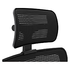 HON Endorse Adjustable Mesh Headrest Black