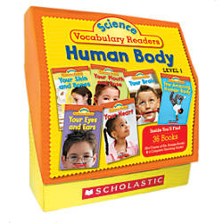 Scholastic Science Vocabulary Readers Human Body
