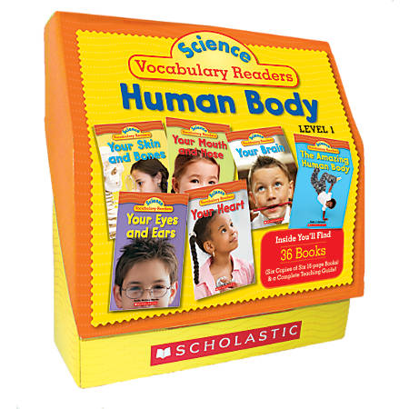 Scholastic Science Vocabulary Readers: Human Body