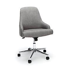 Essentials By OFM Upholstered High Back