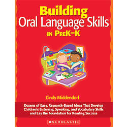 Scholastic Building Oral Language Skills In