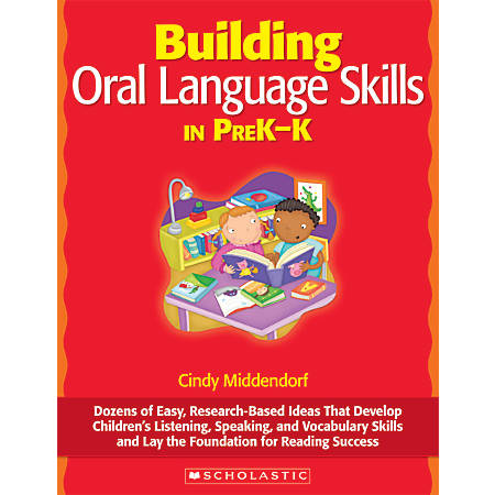Scholastic Building Oral Language Skills In PreK-K